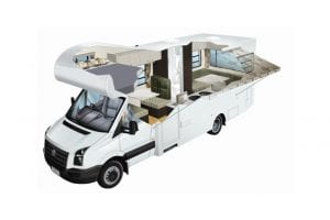 Popular Campervan Rentals in Melbourne: Real Value 6 Berth