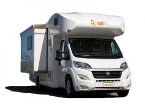 Apollo Euro Slider - 4 Berth